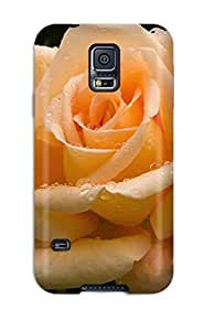 Pretty NQjYzuE3819bCaIM Galaxy S5 Case Cover/ Earth Flower Series High Quality Case