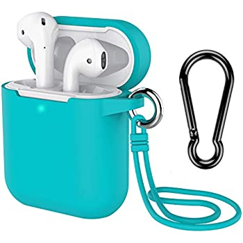 Amazon.com: AhaStyle Upgrade AirPods Case Silicon