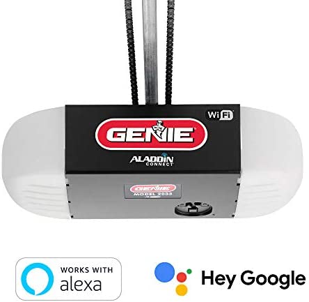 Genie ChainGlide Connect WiFi Smart Garage Door Opener