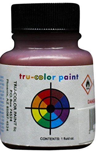 - Tru-color Paint Oxide Brown 1 oz Bottle Airbrush Paint Lacquer #TCP-093