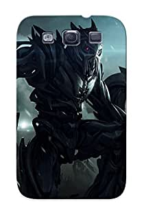 Crazinesswith Protective BUwrrIW10888lmOXE Phone Case Cover With Design For Galaxy S3 For Lovers
