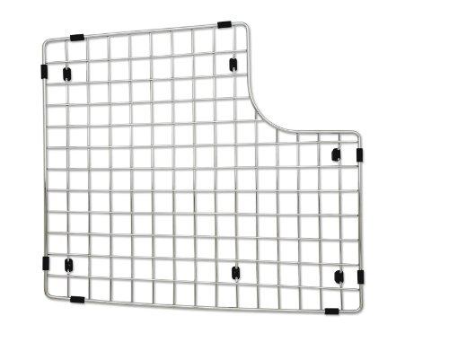 - Blanco 222464x Sink Grid, Fits Performa Silgranit II 1-3/4 Left bowl, Stainless Steel