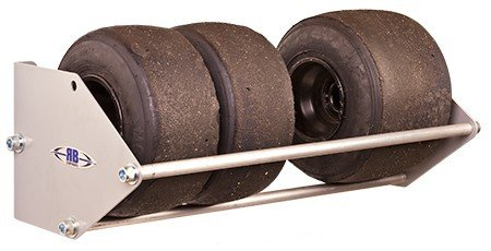 RB Components 2459 Go-Kart Tire Rack, 32-inch