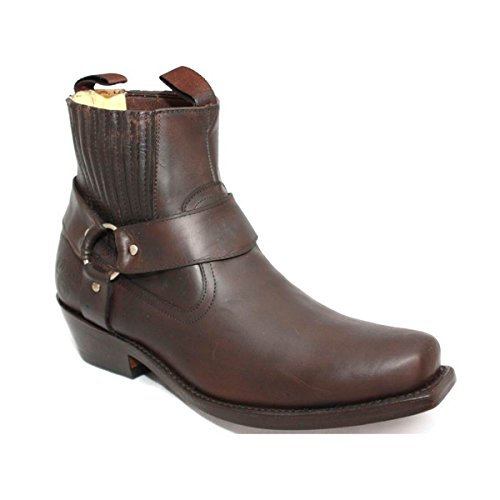 GO'WEST Dark Brown Men's Boots Boots GO'WEST Men's Cq5RwFxg8