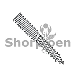 Hanger Bolt Fully Threaded Zinc 3/8-16 x...