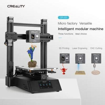 Creality CP-01 3 in 1 3D Printer by technologyoutlet: Amazon ...