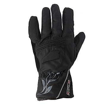 Rayven Diamond Ladies Motorcycle Gloves