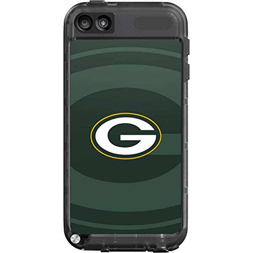 NFL Green Bay Packers LifeProof fre iPod Touch 5th Gen Skin - Green Bay Packers Double Vision