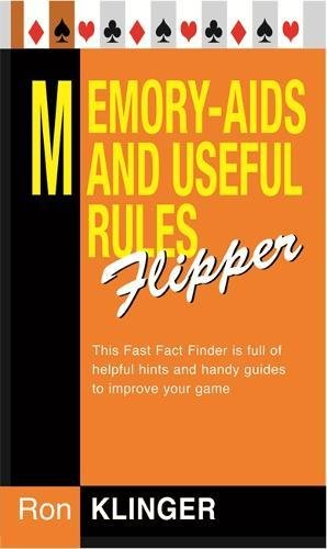 Memory-Aids and Useful Rules Flipper (Master Bridge Series)