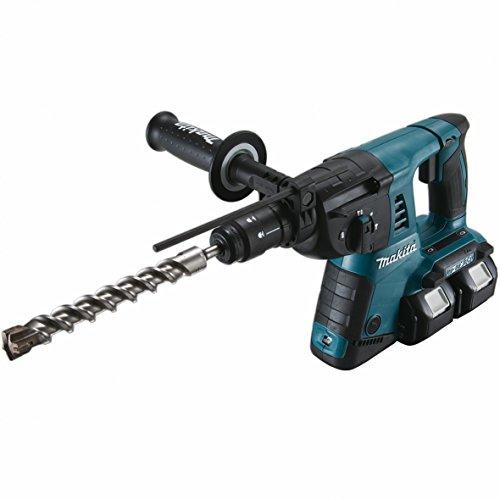Makita Akku-Bohrhammer für SDS-Plus 2 x 18 V, ohne Akku und Ladegerät, DHR264Z