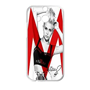 JIUJIU Miley Cyrus Phone Case for HTC One M8