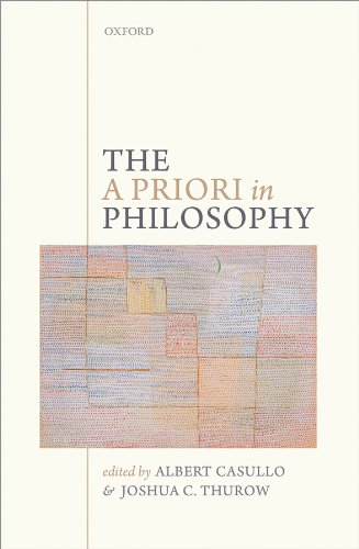 Download The A Priori in Philosophy Pdf