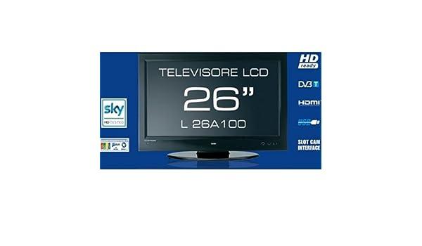 Saba L26A100 Televisor LCD: Amazon.es: Electrónica