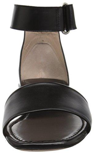 Sandal Weitzman Oneway Black Calf Women's Stuart Flat RgqPOnA