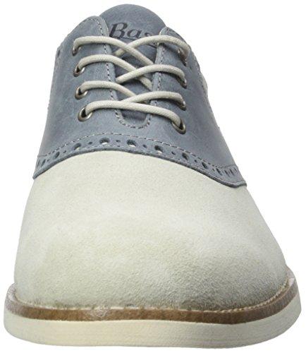 G.H. Bass & Co. Mens Parker Oxford Shoe Oyster/Blue lJHQFuXr