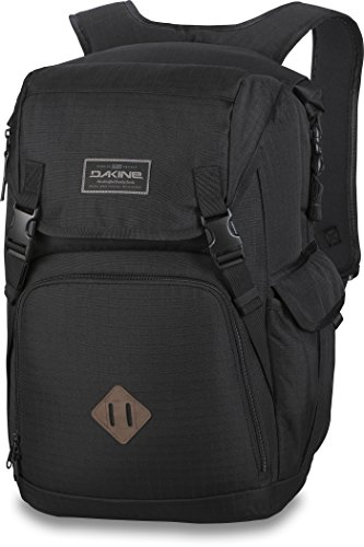 Dakine Point Wet/Dry Backpack 29L Backpack Black One Size by Dakine