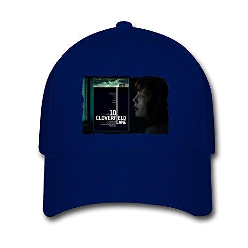 Men And Women 10 Cloverfield Lane Film Snapback Hats Adjustable Hat Baseball Cap