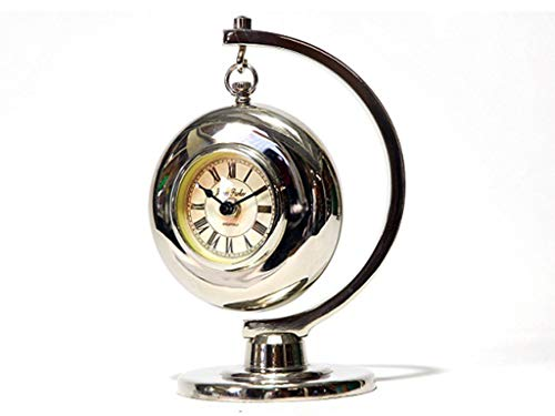 Relógio Suspenso Sarquis Samara Prata