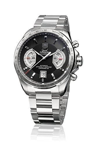 TAG Heuer - Reloj de pulsera mujer, acero inoxidable, color plateado
