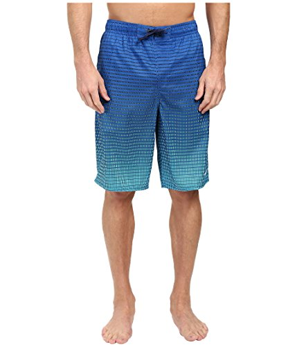 Nike Continuum 11 Volley Shorts Hyper Cobalt Mens - Mens Fabric Swimwear