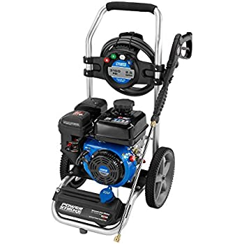 Powerstroke PS80544B 3000 PSI 2.5 GPM Pressure Washer