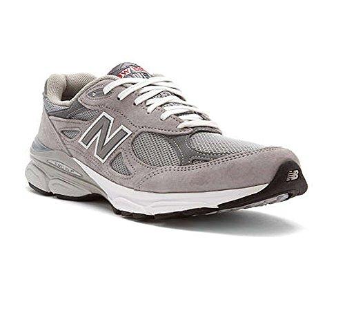 New Balance Women's W990 Running Shoe,Grey,7.5 B US