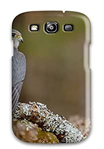 New Arrival Case Cover With TvQvAPe2239wTApl Design For Galaxy S3- Pigeon Hawk