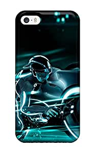 Hot Iphone 5/5s Tron Legacy 3d Tpu Silicone Gel Case Cover. Fits Iphone 5/5s 6918043K31021593