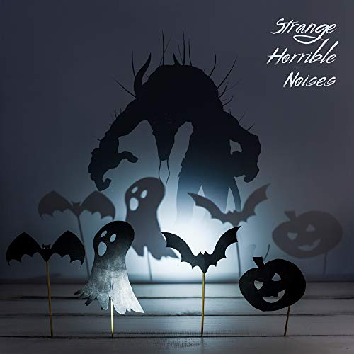Halloween Music From Horror Movies (Strange Horrible Noises: Sounds Mix for 2019 Halloween, Music Like from a Horror)