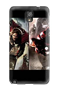 For Galaxy Note 3 Premium Tpu Case Cover The Avengers 60 Protective Case