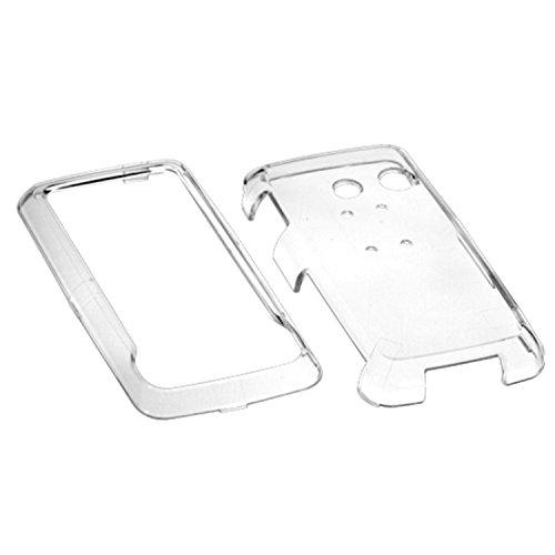 (MYBAT LGLN510HPCTR001NP Durable Transparent Case for LG Rumor Touch/Banter Touch - 1 Pack - Retail Packaging -)