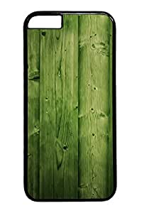 iphone 6 4.7inch Cases & Covers Green wood Custom PC Hard Case Cover for iphone 6 4.7inch black