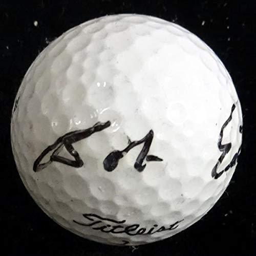 Bob Estes Autographed Titleist Golf Ball #Q18936 - PSA/DNA Certified - Autographed Golf Balls -