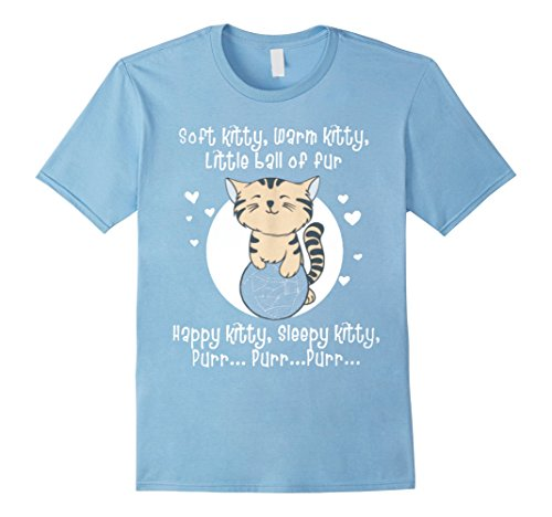 Soft Kitty Happy Sleepy T shirts product image