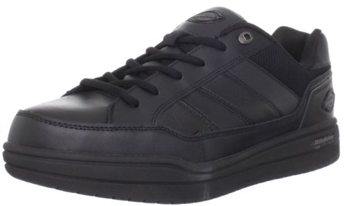 Dickies Men's Athletic Skate Shoe,Black,8 M US (Dickies Clogs Lightweight)