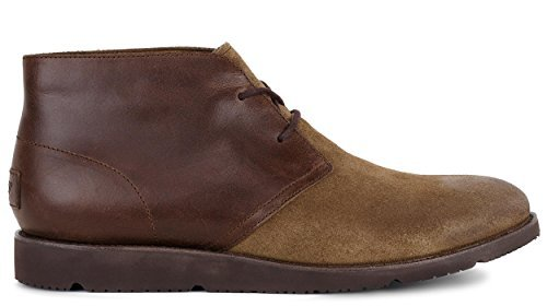 UGG Australia Men's Blackwell Boot, Dark Chestnut, 12 (Usa Ugg Australia)