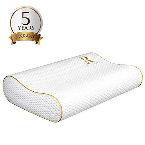 ( Royal Therapy Memory Foam Pillow, Neck Pillow)
