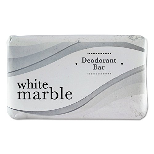 Dial Amenities 00197 Individually Wrapped Deodorant Bar Soap, White, # 3 Bar (Case of 200) ()