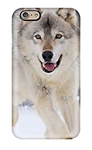 High Quality Animal Wolf Case For Iphone 6 / Perfect Case