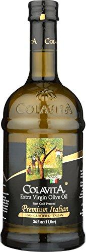 Colavita Premium Italian Extra Virgin Olive Oil, 34 Ounce ()