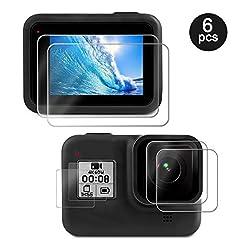 Deyard Screen Protector for GoPro Hero 8...