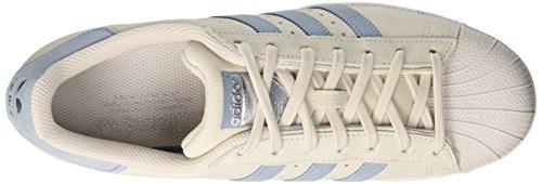 Blue Tactile Superstar Trainer Grau Herren Blue Perlgrau Tactile adidas w058nfqq