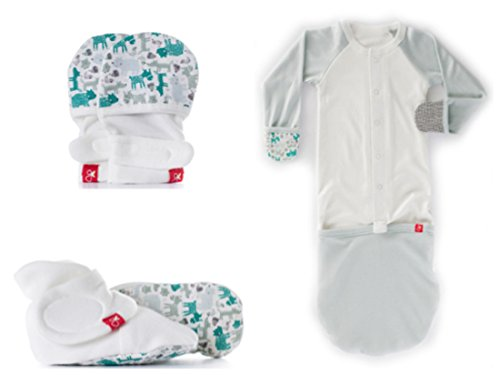 Goumikids Newborn Scratch Mittens Essentials