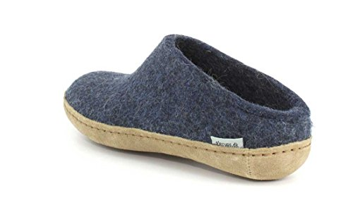 Glauques Modèle Unisexe B Slip-on Denim
