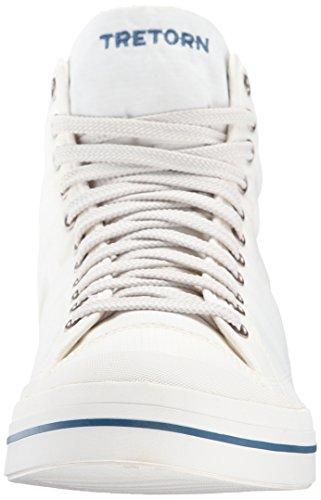 Tretorn Mens Skymra Court Gtx Fashion Sneaker Wit