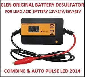48v Forklift Battery Pulse Desulfator Recover Capacity Amazon Co Uk Electronics