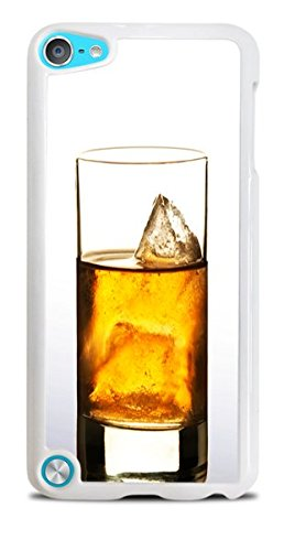 Whiskey on the Rocks White Hardshell Case for iPod Touch 5G ()