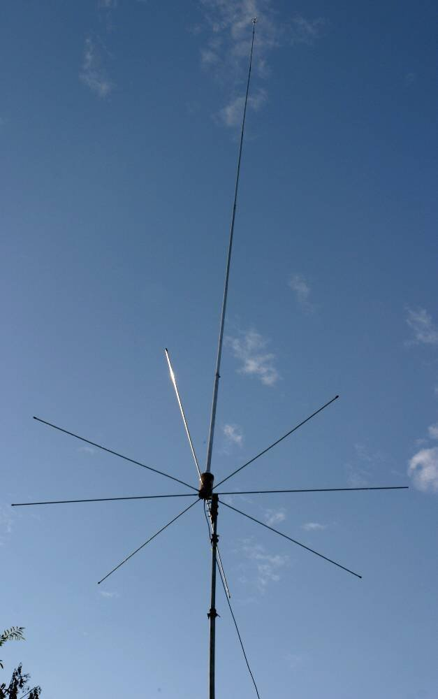 Sirio Antenna 2008 Sirio 2008 Tunable 10M & Cb Base Antenna, 3000W PEP
