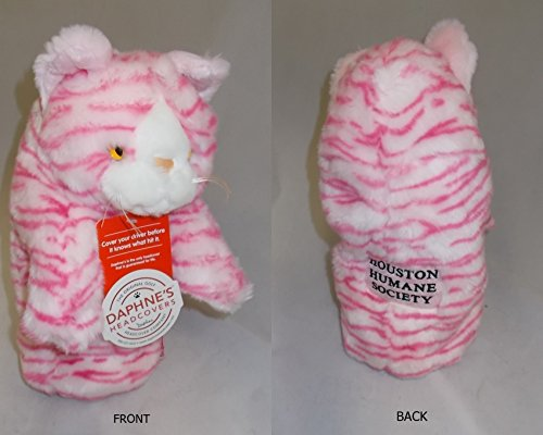 Daphne039;s Pink Kitty Houston Humane Society 460cc Golf Headcover
