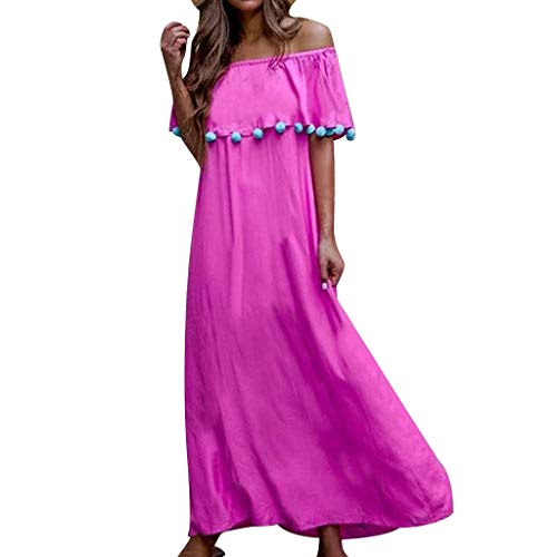 Dress Sexy Cap Short Sleeve Flowy Cocktail Gown